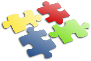 Putting the Pieces Together - Lynette M Burrows
